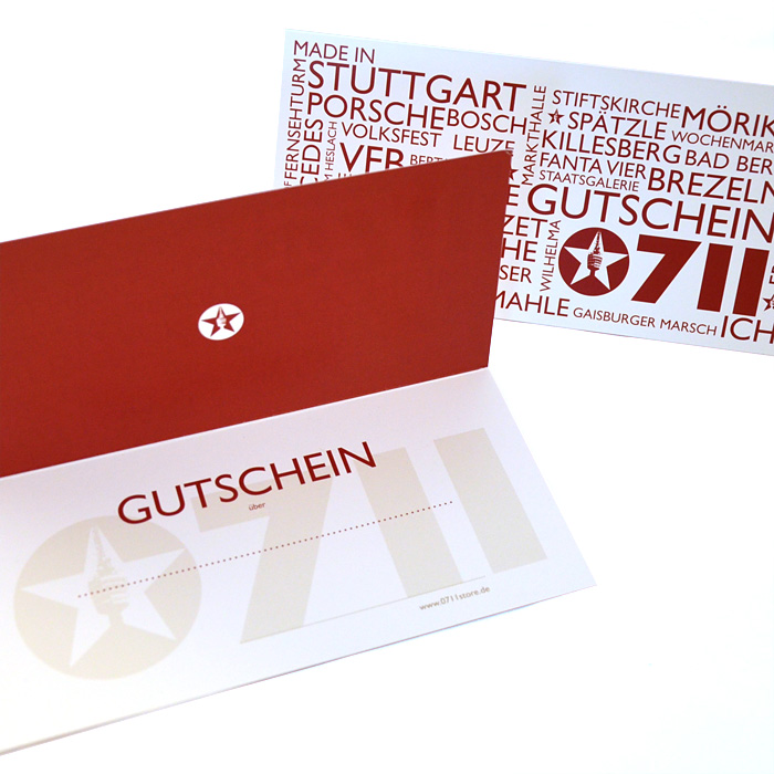 0711 gutschein s t g t stuttgart shirts stuttgart promotion merchandising. Black Bedroom Furniture Sets. Home Design Ideas